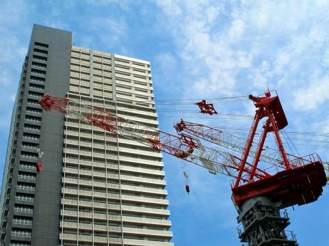 マンション建て替え工事