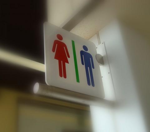 トイレ表示
