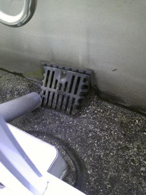 屋上排水口2
